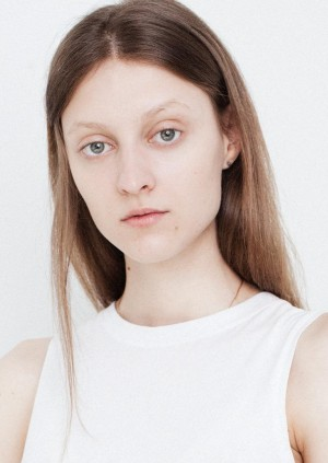 Lera Kvasovka new polaroids by APM Models