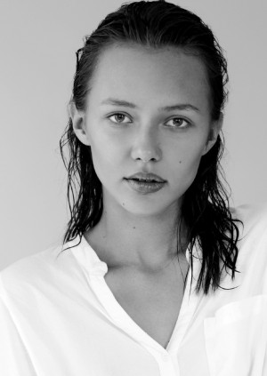 Meet our new face - Nastya Majer