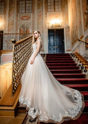 Kate Gusarova for VIENNA (Wedding Collection)
