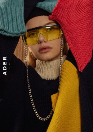 Kate Gusarova for ADER Error / Fall Winter 2016 Collection