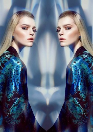 Lera Prolat for Nickolia Morozov Collection