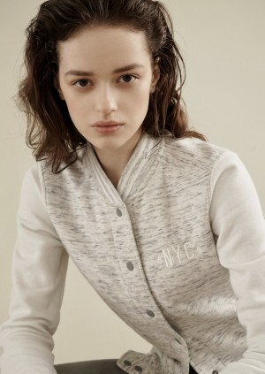 Yana Klochok test shooting by Lena Korolevich