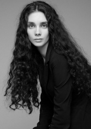 Welcome to the agency our new face Diana Matsur