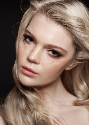 Lera Prolat new beauty shooting by Nastya Fursova