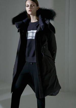 Yana Solomakha for Kolon Sport + Seishin Collection