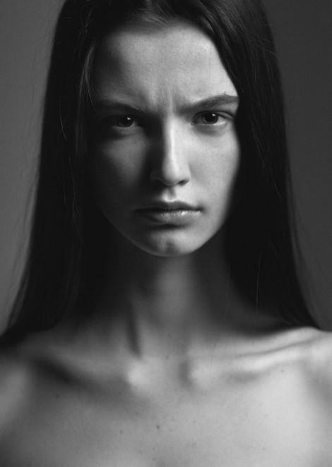 big sale f0a19 30d8c Kristina Trofimuk model test from Milan | News | Agency ...