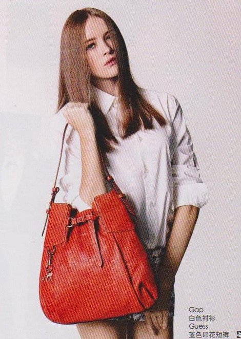 Rita Violentiy for Bally by Citta Bella / February 2013, Malaysia