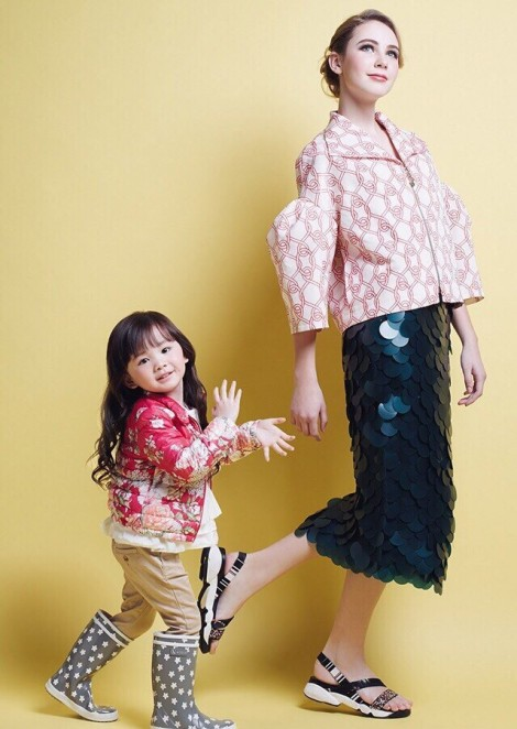 Alina Koochergo for Apple Daily