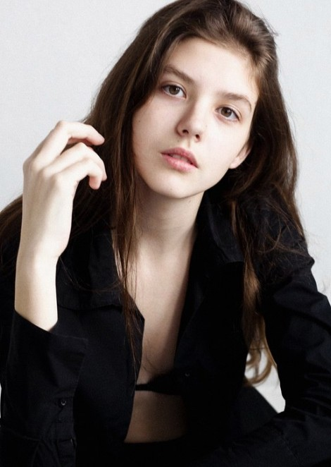 Meet our new face - Angelina Mazgo