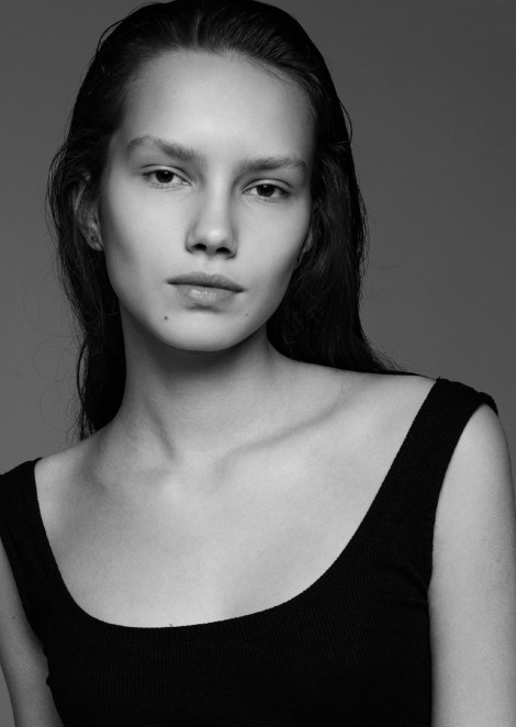 Meeet our new face from Open Call Minsk - Diana Paplevka