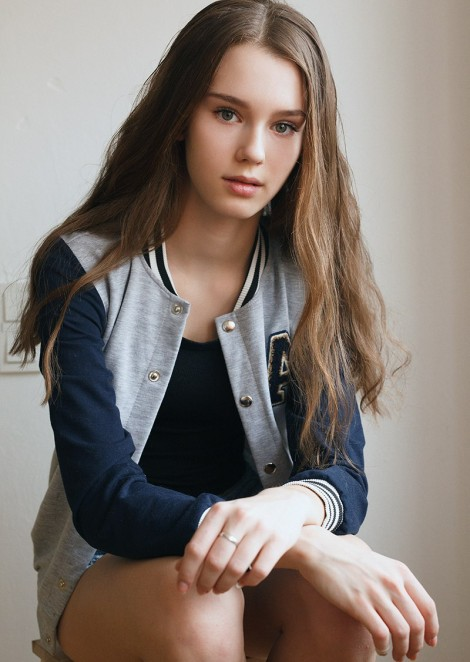 Meet our new face - Yulya Unyamina