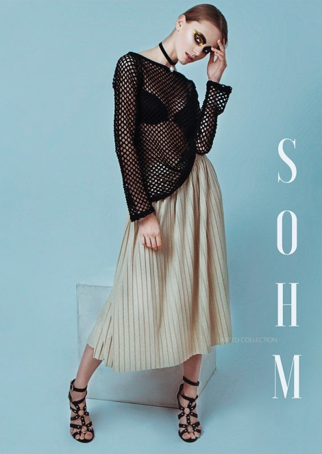 Yulia Poleschuk for Sohm Accessories
