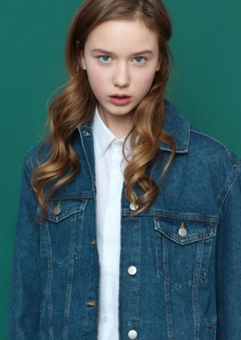 New Face - Nastya Gerasimenko