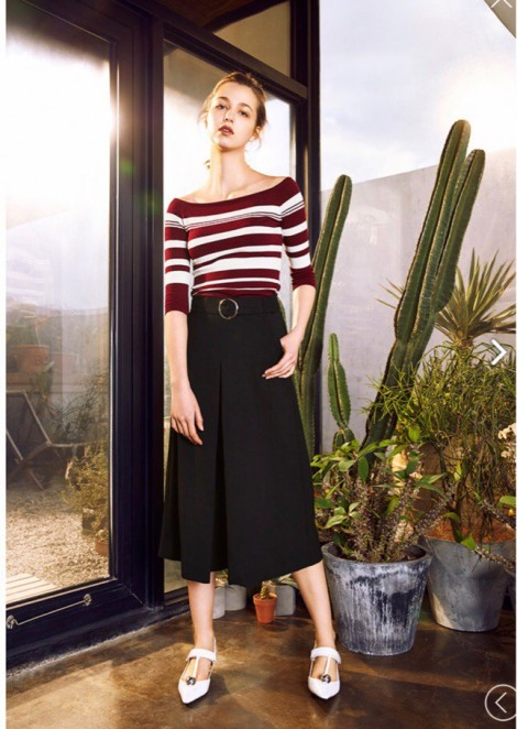 Ulyana Zezeluk for Minette Spring Summer 2017