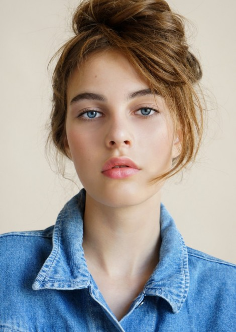 New Face - Emilia Homchik