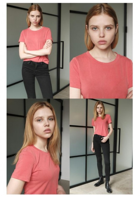 Sasha Smal @ MUSE Model Management NY