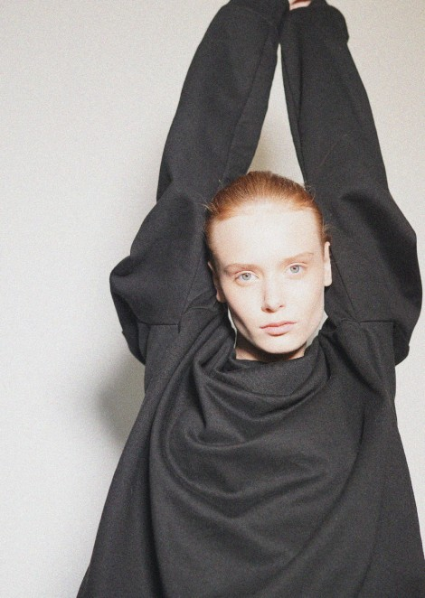 new face Dasha Parahonko Welcome to the agency!