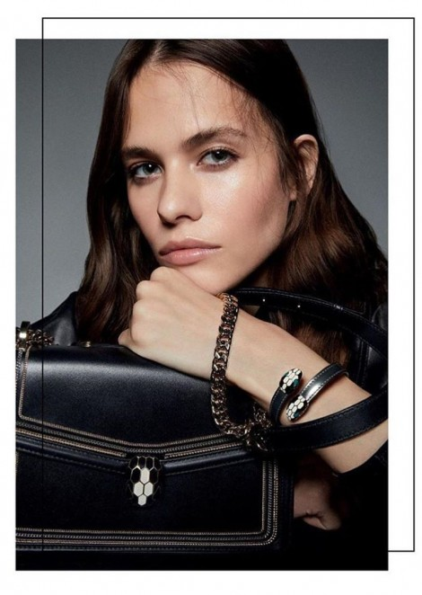 Darya Kostenich for Bulgari Official SS'19 Campaign