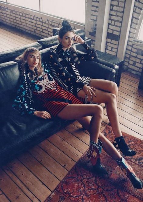 Анабела Беликова для New story #Resort2016