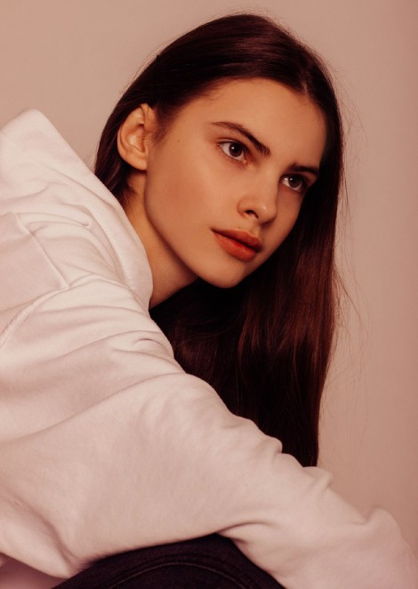 New Face - Алина Романова Welcome to the agency!